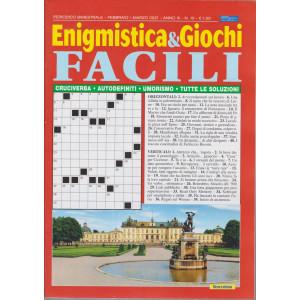 Enigmistica & Giochi facili - n. 10 - bimestrale - febbraio - marzo 2021