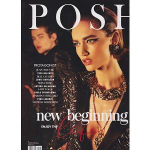 Posh - n. 894- bimestrale -dicembre - gennaio 2021