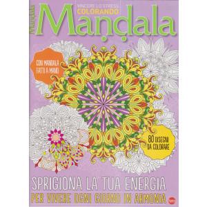 Color Relax Speciale Mandala - n. 8 - bimestrale -giugno - luglio 2021