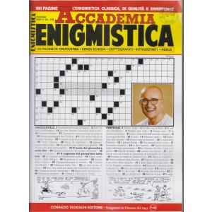 Accademia Enigmistica - n.21 - febbraio - marzo 2021 -  - bimestrale - 100 pagine