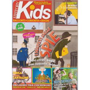 Bbc History Kids - n. 8 - 7-12 anni - bimestrale - aprile - maggio 2021