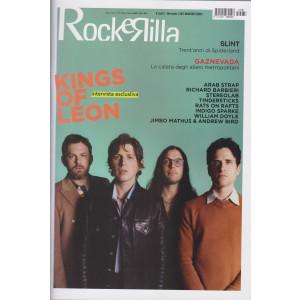 Rockerilla - n. 487 - mensile - marzo  2021