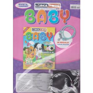 L'arca di Noe' Baby -   + gadget - bimestrale -marzo - aprile 2021 - n.10