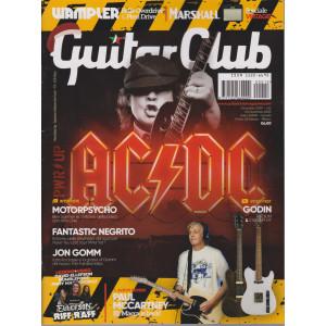 Guitar Club -  n. 12 - dicembre 2020 - mensile