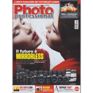 Professional Photo - n. 134 -settembre - ottobre  2021 - mensile - rivista