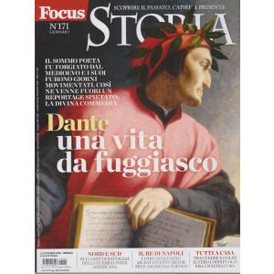Focus Storia - n. 171 - gennaio 2021 - mensile