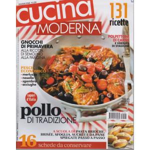 Cucina Moderna - n.  5 - maggio   2021 - mensile - 131 ricette