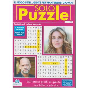 Solo Puzzle - n. 158 - bimestrale - 23/12/2020 -