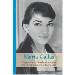 Grandi donne - n. 31 -Maria Callas   -  settimanale -16/4/2021 - copertina rigida