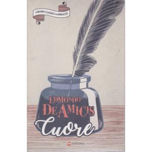 I grandi classici per ragazzi -Edmondo De Amicis - Cuore -  n. 45  -4/3/2021- settimanale