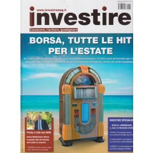 Investire - n. 28 - luglio - agosto  2021 - mensile