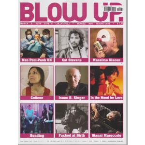 Blow Up Rock -   n. 277  - giugno  2021 - mensile -