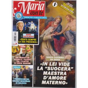 Maria con te - n. 17 - settimanale -25 aprile  2021