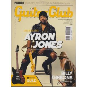 Guitar Club -  n. 6 - giugno  2021 - mensile