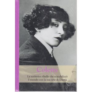 Grandi donne - n. 34 - Colette  -  settimanale -7/5/2021 - copertina rigida
