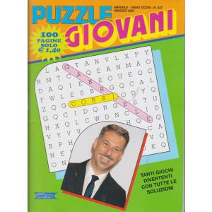 Puzzle Giovani - n. 437 - mensile - maggio  2021 - 100 pagine
