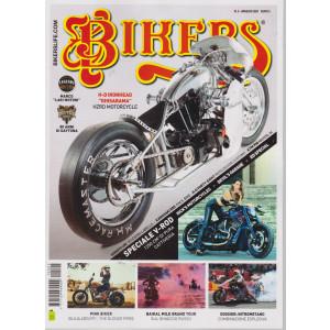 Bikers Life - n. 5 -maggio    2021 - mensile -