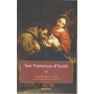 I Libri di Sorrisi 2 - n. 23- Maestri della fede - San Francesco d'Assisi  - 7/5/2021- settimanale -