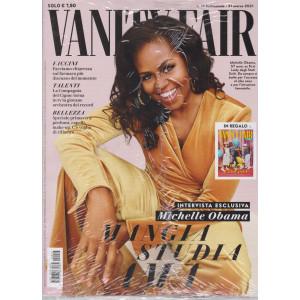 Vanity Fair  - n. 13 - settimanale -31 marzo  2021 + Vanity Fair junior - 2 riviste