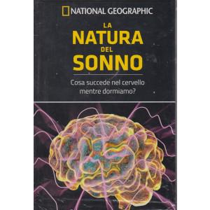 National Geographic - La natura del sonno - n. 5 - settimanale - 9/4/2021 - copertina rigida
