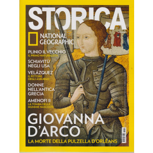 Storica - National Geographic  -  n. 147 -maggio 2021 - mensile