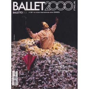 Ballet 2000 -Balletto -  n. 287 - bimestrale - 6/7/2021