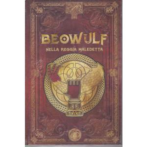 Mitologia Nordica- Beowulf nella reggia maledetta  -  n. 28- settimanale - 9/4/2021- copertina rigida