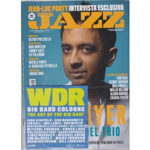 Musica jazz - n. 845 - aprile  2021 -