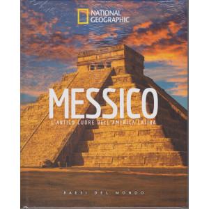 National Geographic - Messico - Antico cuore dell'America latina -  - n. 15 - settimanale - 11/12/2020 - copertina rigida