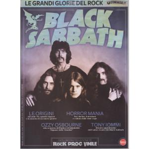 Classic Rock -Black Sabbath- n. 7 - bimestrale - luglio - agosto  2021