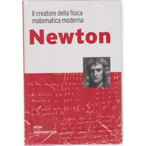 Geni della matematica - Newton- n. 7 - settimanale- 30/4/2021 - copertina rigida