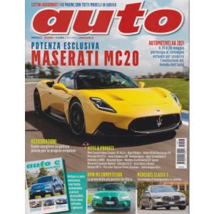 Abbonamento Auto (cartaceo  mensile)