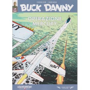 Buck Danny - Operazione Mercury - n. 9 - settimanale