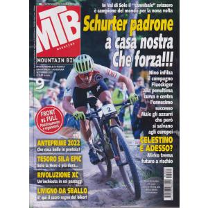 Mtb Magazine - n. 9 - mensile -settembre  2021