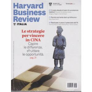 Harward Business Review Italia -  n. 6 -giugno  2021 - mensile -