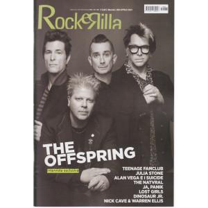 Rockerilla - n. 488 - mensile - aprile   2021