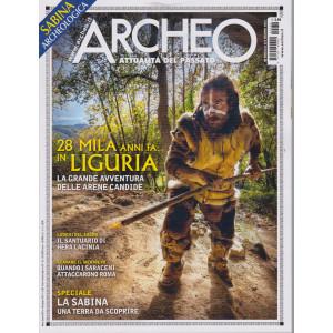 Archeo - n. 436- mensile - giugno   2021