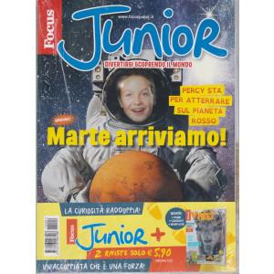 Focus Junior + Focus Wild - n. 205/2021 - 2 riviste
