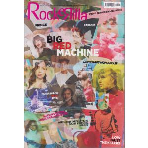 Rockerilla - n. 493 - mensile - settembre  2021