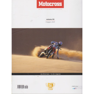 Motocross - n. 5 - mensile - maggio   2021