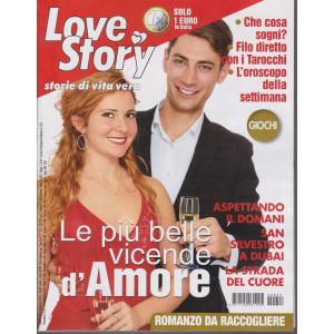 Love Story - n. 52 -5 gennaio 2021- settimanale