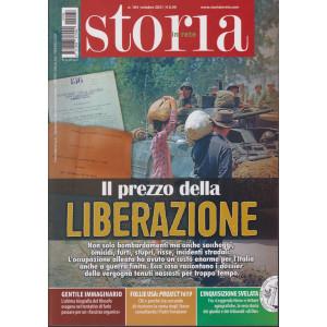 Storia in rete - n. 184 -Il prezzo della liberazione -ottobre   2021 - mensile