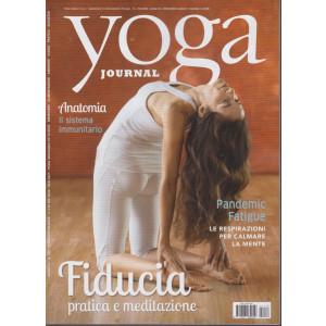 Yoga Journal - n. 148 - mensile -dicembre 2020 - gennaio 2021
