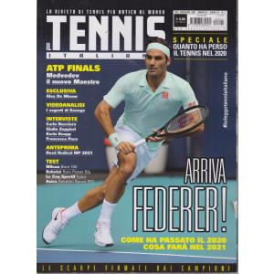 Il tennis Italiano - n. 1 -dicembre 2020 / gennaio 2021- mensile
