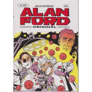 Alan Ford - Virus? - n. 622 - mensile - aprile  2021