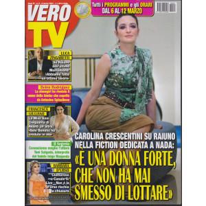 Vero Tv - n. 9- settimanale -8 marzo   2021