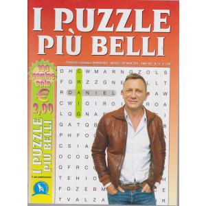 I puzzle piu' belli -Daniel Craig-  n. 74 - trimestrale - agosto - ottobre 2021 - 100 pagine