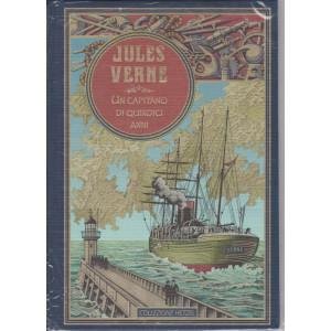 Jules Verne -Un capitano di quindici anni - 7/5/2021 - settimanale - copertina rigida