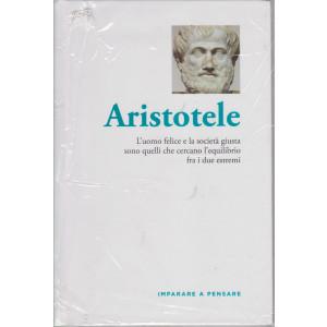 Imparare a pensare - Aristotele - n. 4  - settimanale -11/2/2021 - copertina rigida