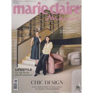 Marie Claire Maison - n. 11 - mensile -ottobre - novembre  2021- edizione italiana